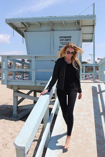 Santa Monica - Roadtrip USA