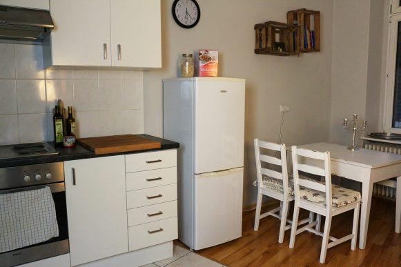 Meine Küche wird zum begehbaren Kleiderschrank