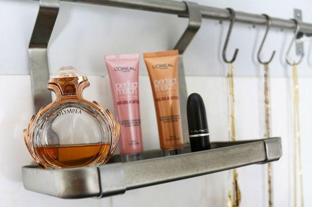 DIY Gewürzhalter Kosmetikhalter