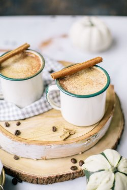 Small Of Dirty Chai Latte