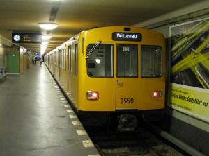 U8 Berlin