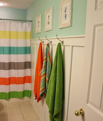 Kids Bathroom Reveal & Details