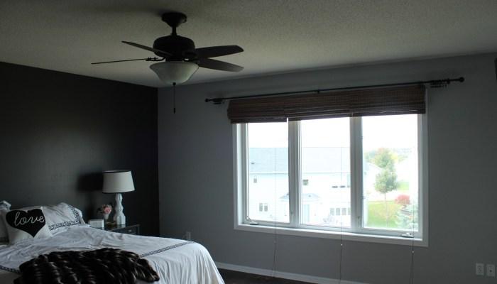 Master Bedroom Progress Week 3