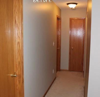 Updating the Hallway