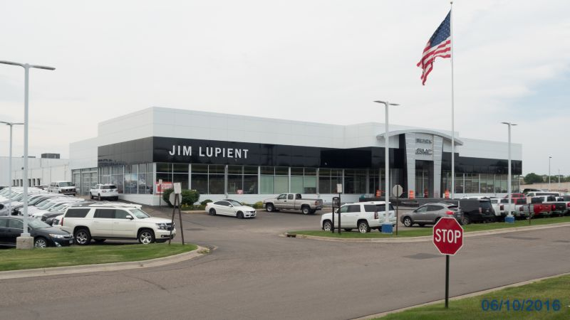 Lupient Buick GMC by Lupient Automotive Group in Golden Valley  MN     NAI Architects Lupient Buick GMC