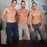 Christian Sharp, Chris Bines, and Marcel Cruz @ Randyblue.com