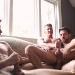 Tommy Defendi, Duncan Black & Darius Ferdynand! @ CockyBoys.com