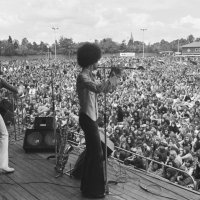 18 juli 1974: Allman Brothers wel, Van Morrison niet op Summerconcert '74 Hilversum
