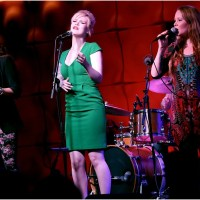 Girls, Girls, Girls  - The Blue Sisters @ North Sea Jazz club