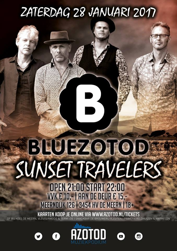 Sunset Travelers promo