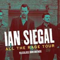 IAN SIEGAL LANCEERT NIEUW ALBUM IN MAART, TOUR START IN APRIL