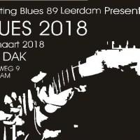 Binnenkort: De Reünie Editie van Blues Leerdam zat. 10 Mrt a.s.