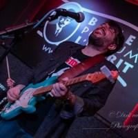 José Luis Pardo Band: blues met een mediterraans tintje in l'Esprit
