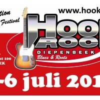 Hookrock belooft mooi feestje op 5 en 6 Juli a.s.