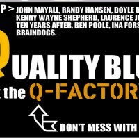 Q-uality Blues @ Q-Factory Fall/Winter 2019/2020!!