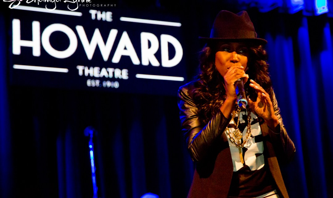 The Return of Tweet | Live at DC's Howard Theatre [VIDEO]