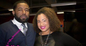 Candice Nicole PR enjoys Raheem DeVaughn's Love Life Foundation Launch.