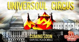 20 Years Under the Big Top | UniverSoul Circus DMV This May