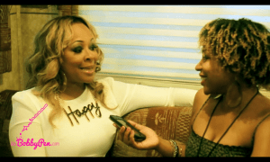 R&B Diva Monifah Talks Gay Marriage, Plastic Surgery and New Music