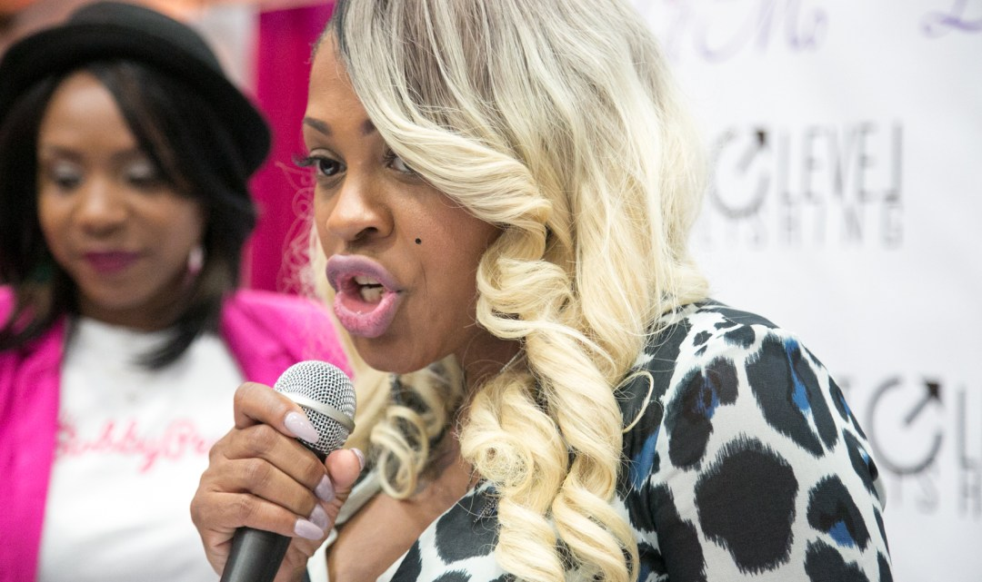 Lil' Mo Talks Fifth Album, Tell-All Book and Starring in BET Movie [VIDEO]
