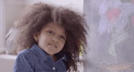 Dove Encourages Curly Girls to Love Their Hair [VIDEO]