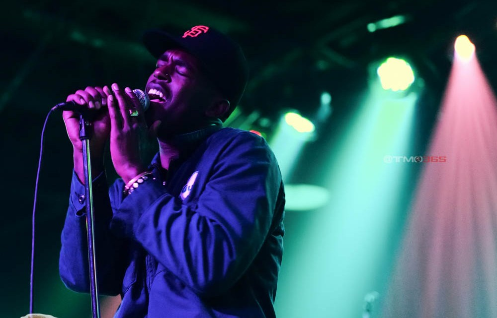 Luke James Serenades the Birchmere; Talks Katrina 10 Years Later [VIDEO]