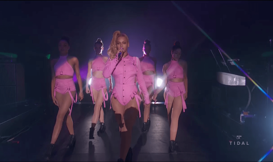 11 Times Beyonce Gave 'Em Hell at the Tidalx1020 Concert [VIDEO]