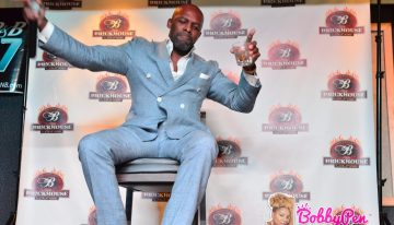 Joe Hosts Private #MyNameIsJoeThomas Listening Party in Dallas [PHOTOS]