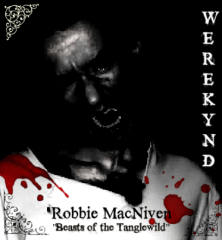 Werekynd - Beasts of the Tanglewild, by Robbie MacNiven