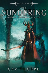 The Sundering, by Gav Thorpe.