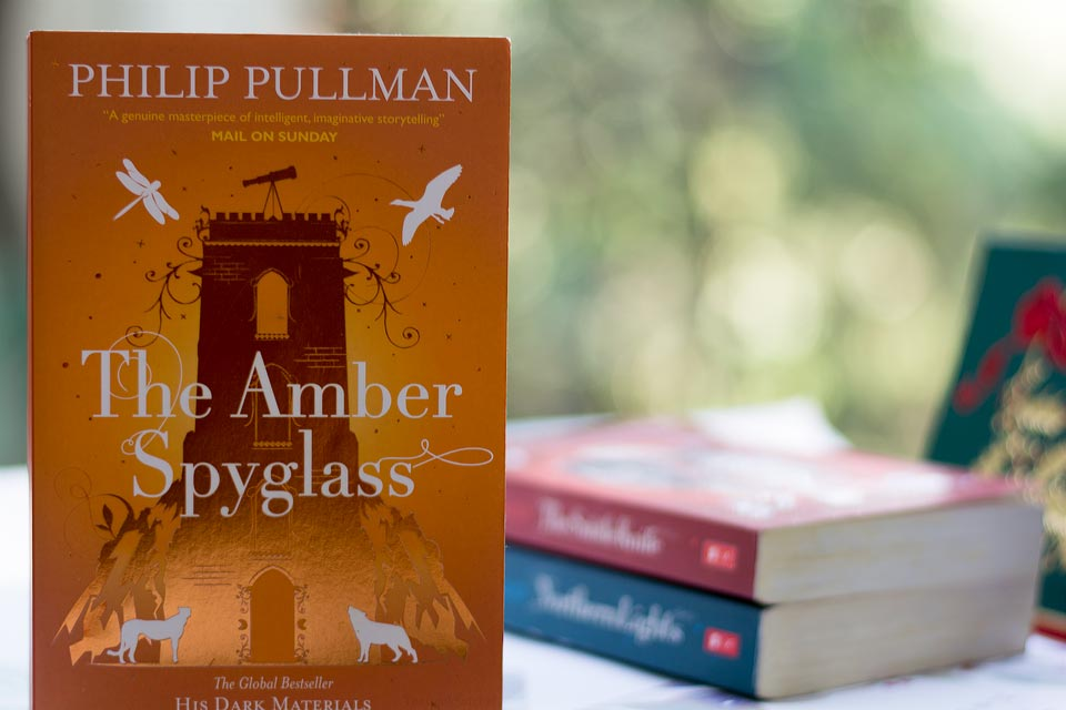 a critical review of the amber spyglass by philip pullman Find helpful customer reviews and review ratings for the amber spyglass at amazoncom read honest and unbiased product reviews  top critical review see all 696 critical reviews  30.