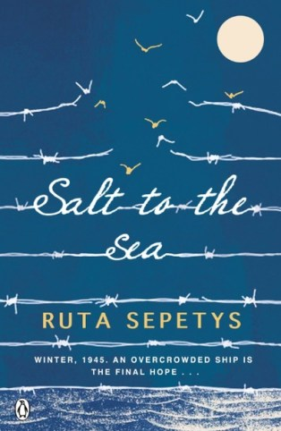 Salt to the sea UK