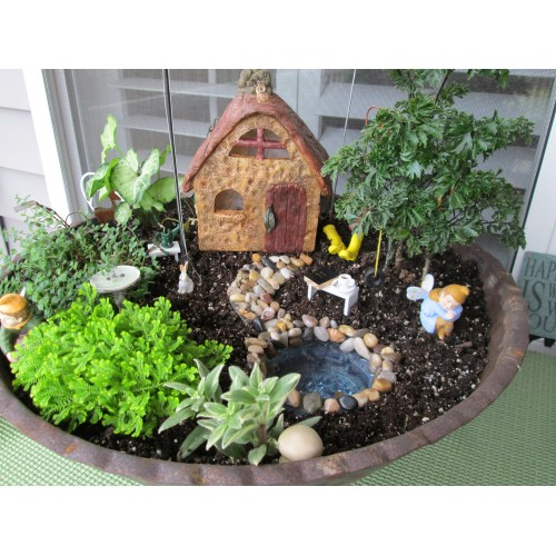 Medium Crop Of Fairy Garden For Kids