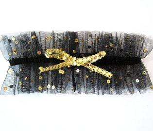 La Lilouche sparkle garter