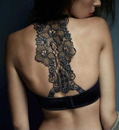 bras with pretty backs