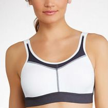 pocketed sports bra