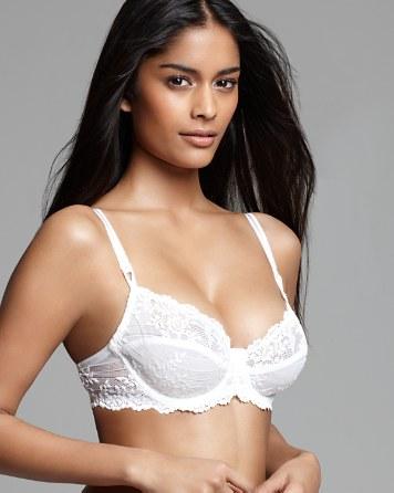white bras