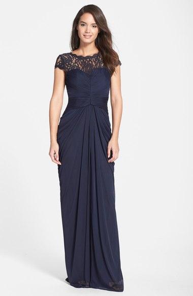 curvy bridesmaid dress