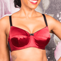 What Katie Did Satine Ruby Bra