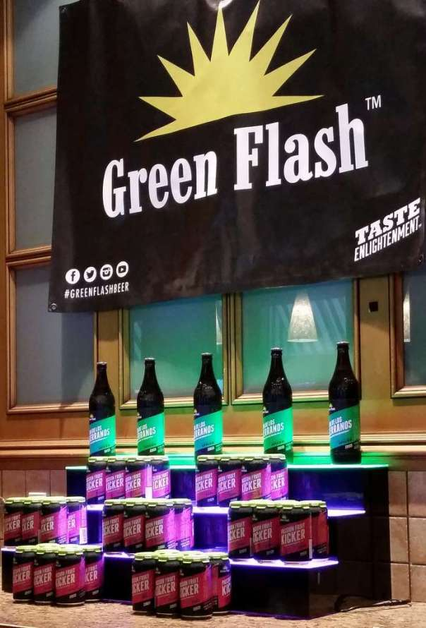 BBC16: Green Flash