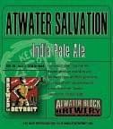 Atwater Salvation IPA (label)