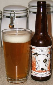 Jolly Pumpkin Bam Bière Farmhouse Ale