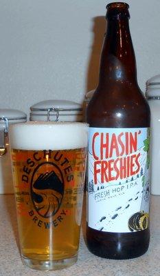 Deschutes Brewery Chasin' Freshies