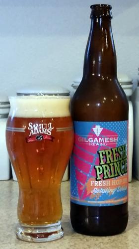 Gilgamesh Brewing Fresh Prince of Ales