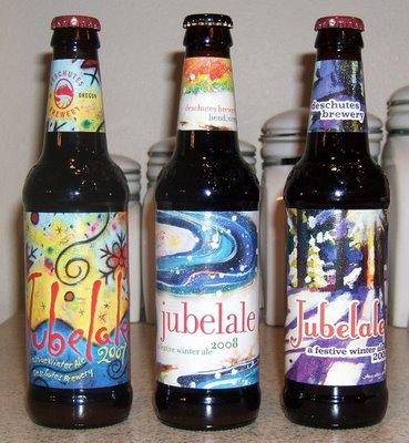 Jubelale Vertical: 2007, 2008, 2009