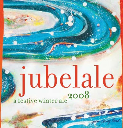 Jubelale 2008 label