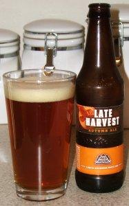 Late Harvest Autumn Ale