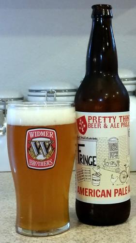 Pretty Things Fringe Pale Ale