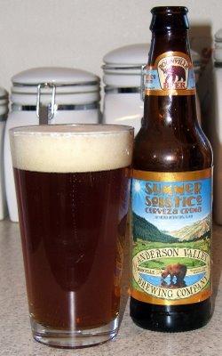 Summer Solstice Cerveza Crema