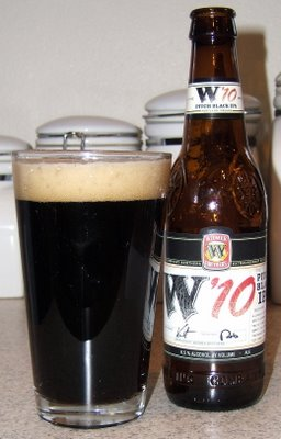 Widmer W'10 Pitch Black IPA